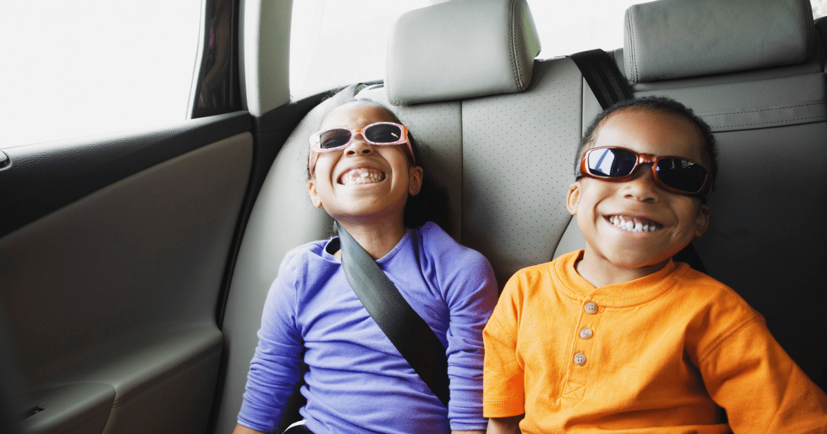 It's hot. Don't leave your kids in the car! - Shield Insurance Agency Blog