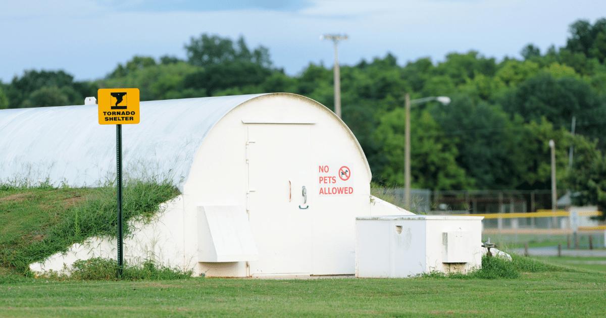 Seeking Shelter During a Tornado - Shield Insurance Agency Blog