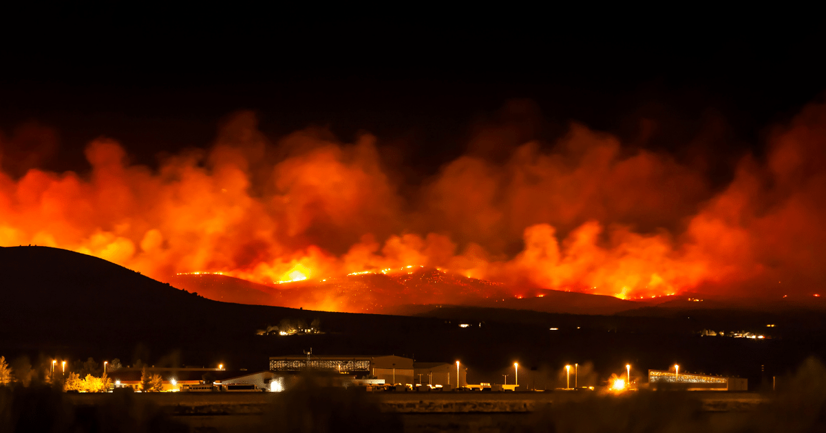 Preventing Wildfires – Shield Insurance Agency Blog