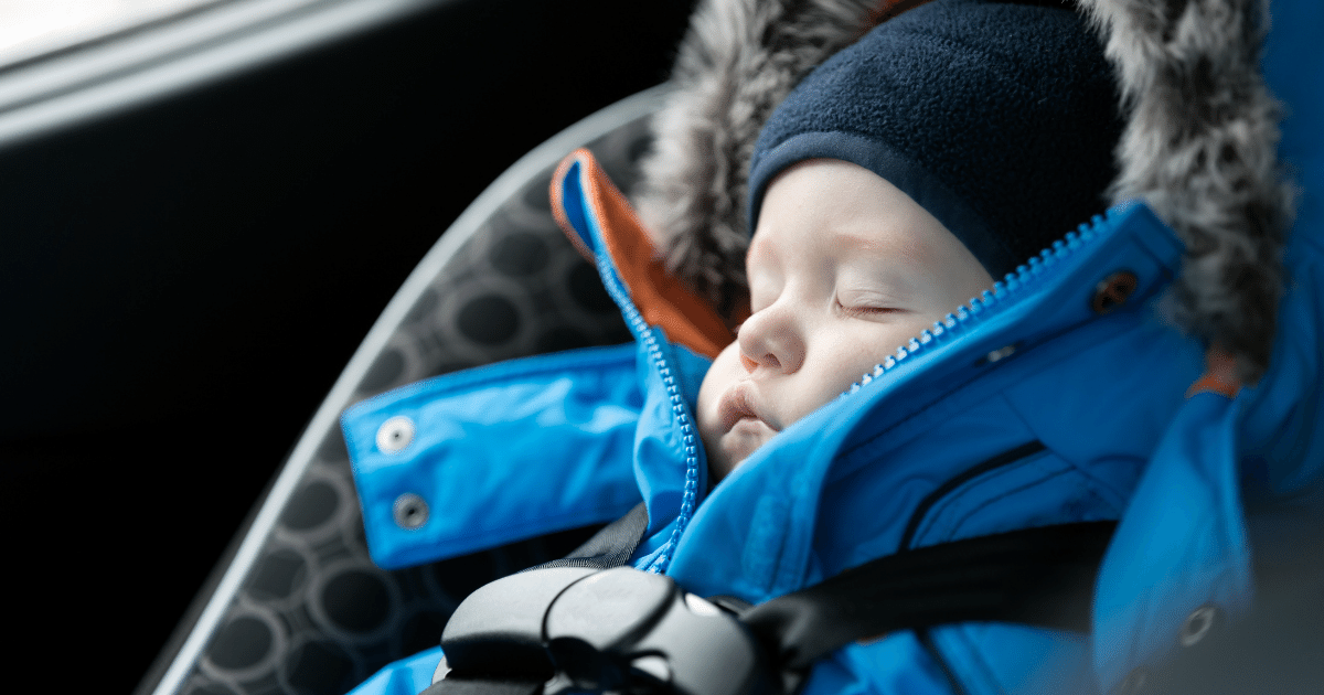 Car Seat Safety For Snow – Shield Insurance Agency Blog