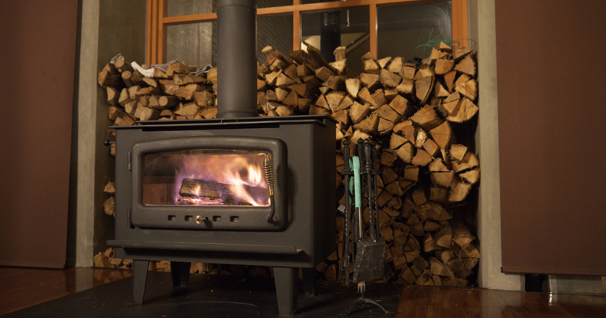 Wood Burning Stove Family Safety – Shield Insurance Agency Blog