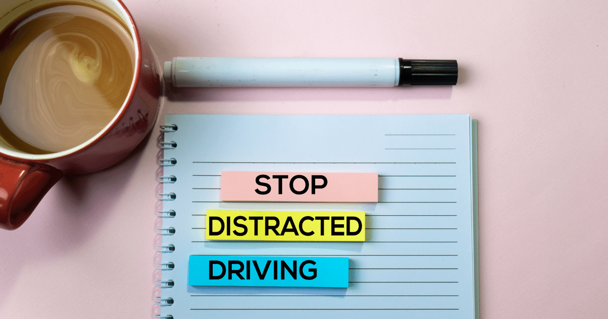 Avoid Deadly Distractions Behind The Wheel – Shield Insurance Agency Blog