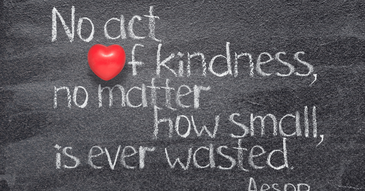 The Power Of Kindness – Shield Insurance Agency Blog