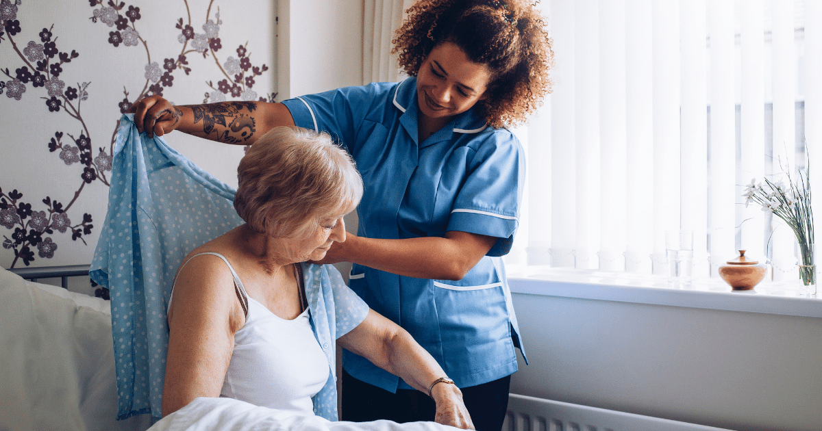 Aging And The Long-Term Caregivers – Shield Insurance Agency Blog
