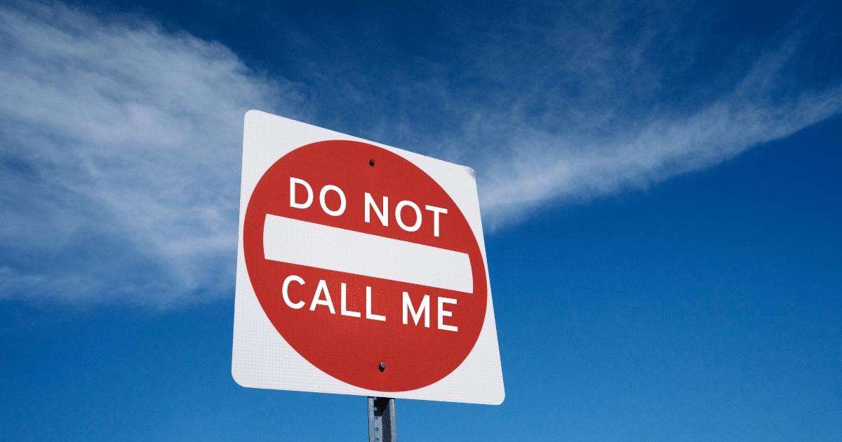 National Do Not Call Registry - Shield Insurance Agency Blog