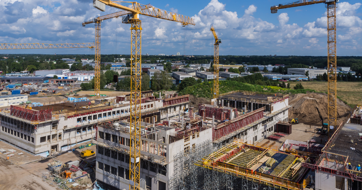 3 Factors Driving A Hardening Market In The Construction Sector - Shield Insurance Agency Blog