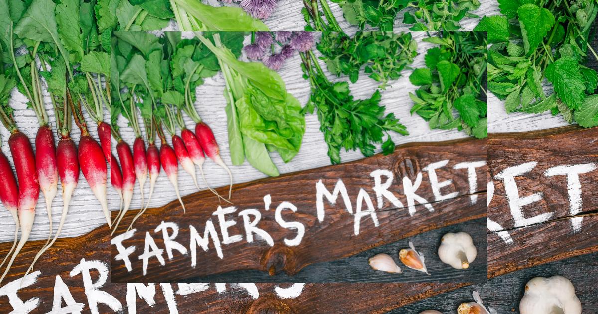 Farmers Market - Shield Insurance Agency Blog