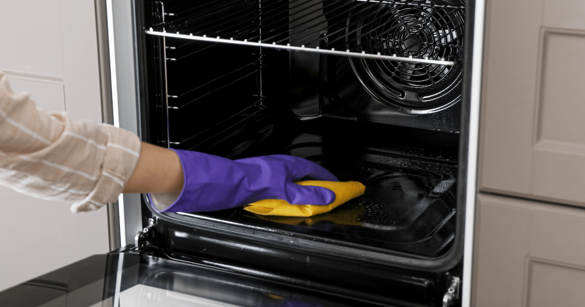 ow to Clean an Oven - Shield Insurance Agency Blog
