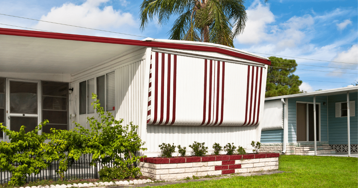 What's lurking below your mobile home - Shield Insurance Agency Blog
