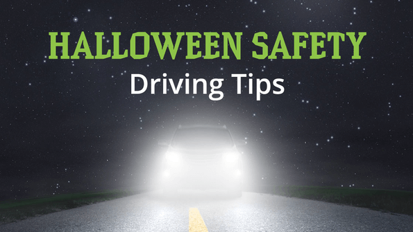 Halloween Driving Tips For Safety