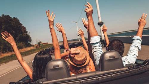 End of Summer road trip? Be safe! Be smart!